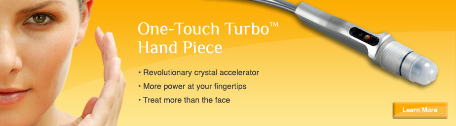 One-Touch Turbo Hand Piece
